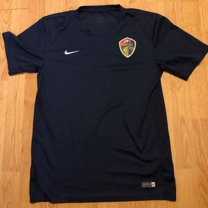nike North Carolina soccer jersey